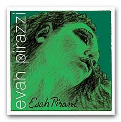 "Pirastro Evah Pirazzi up to 16.5"" Viola C String Medium Tungsten-Silver/Synthetic"